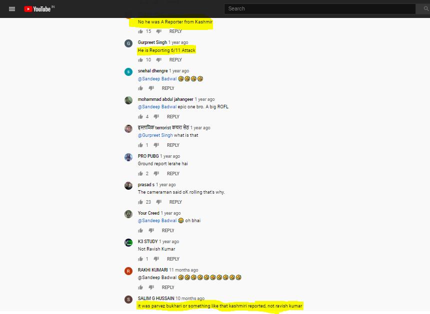 YT Comments