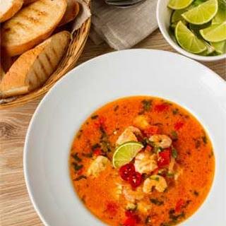 Moqueca (Brazilian Seafood Soup)