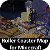 Roller Coaster Maps for Minecraft PE
