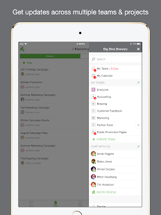 Samepage: Team Collaboration & Project Management- screenshot thumbnail