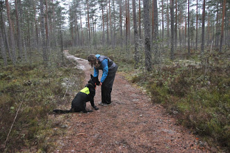 Photo: Vilma får belønning
