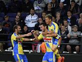 Michaël Heylen a montré à la voie à Westerlo contre Anderlecht
