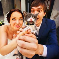 Wedding photographer Volodymyr Ivash (skilloVE). Photo of 07.08.2014