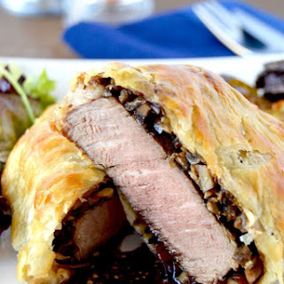 Simple Beef Wellington for Two.