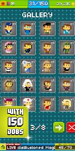 Pixel People MOD (Unlimited U Mines) 5