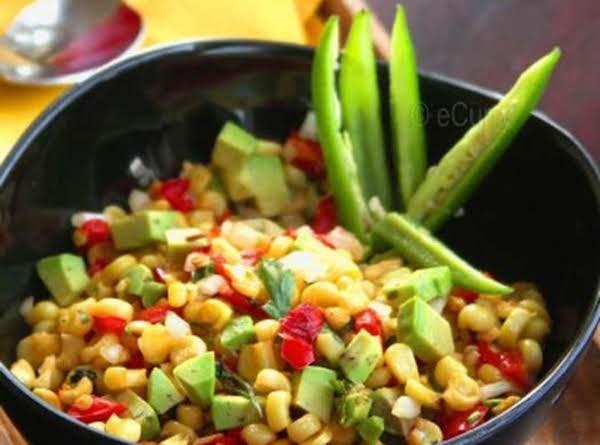Festival Corn Salsa Recipe