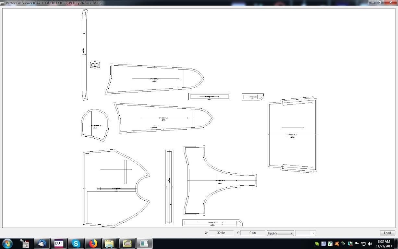 Hướng Dẫn In Chi Tiết Rập Kiểu Size Đơn và Size Lồng Trong Gerber Accumark Pattern Design 2