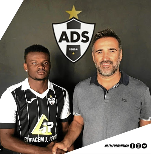 Kobamelo Kodisang has concluded a move to Portugal.