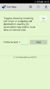 Call Map- screenshot thumbnail