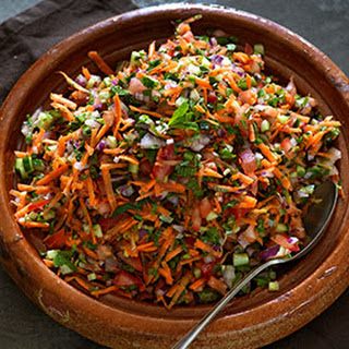 Afghan Salad.