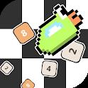 Flap's 2048 White Tiles icon