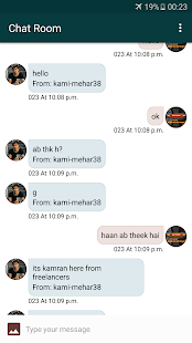 Chit Chat - Pure Desi Chat screenshot
