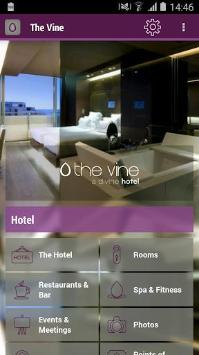 玩免費旅遊APP|下載Hotel The Vine app不用錢|硬是要APP