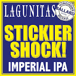 Lagunitas Sticker Shock!