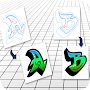 Drawing Graffiti Letters APK icon