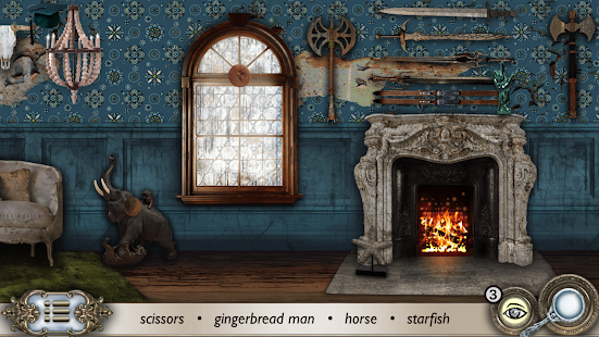 Beauty and the Beast Game - Find Hidden Items - náhled