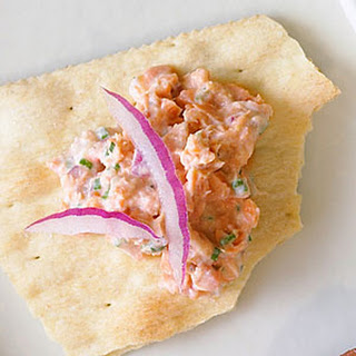 Smoky Salmon Chive Spread