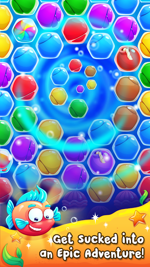 Pearl Paradise - Hexa Match 3- screenshot