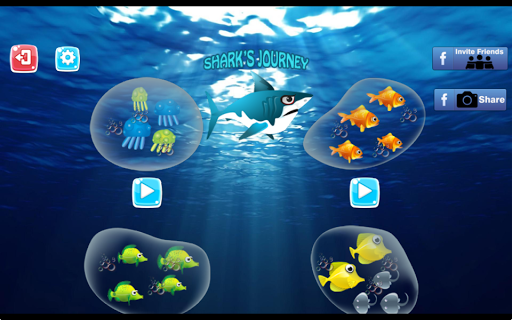Shark Journey - Feed and Grow Fish Game filehippodl screenshot 22