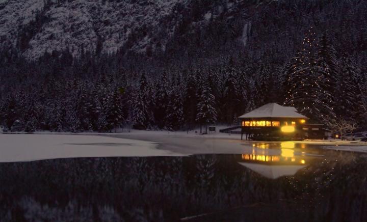 Natale sul lago di artu