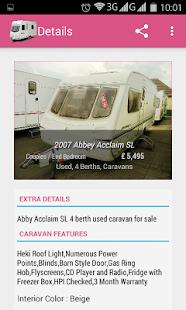 Lady Luck Caravan Sales screenshot