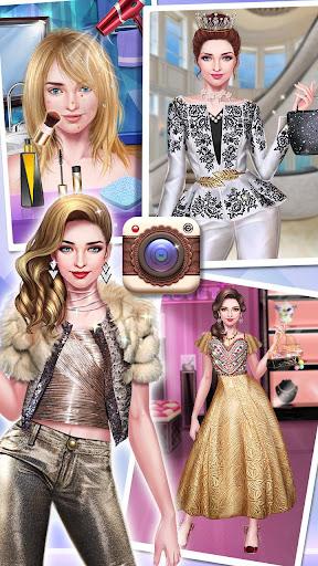 ud83dudc84ud83dudcf7Fashion Cover Girl - Makeup star  screenshots 8