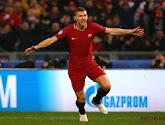 L'AS Roma songerait à se séparer d'Edin Dzeko