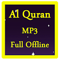 Al Quran MP3 Completed Offline icon