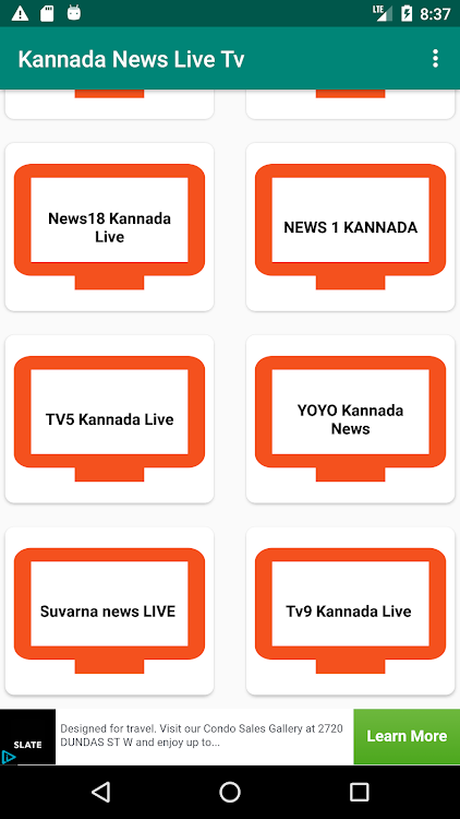 Kannada News Live Tv – (Android Apps) — AppAgg