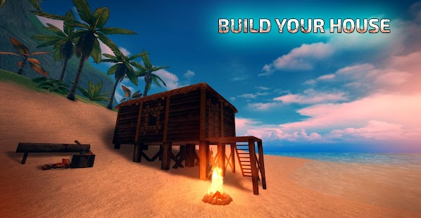 ARK Survival Island Evolve 3d Screenshot