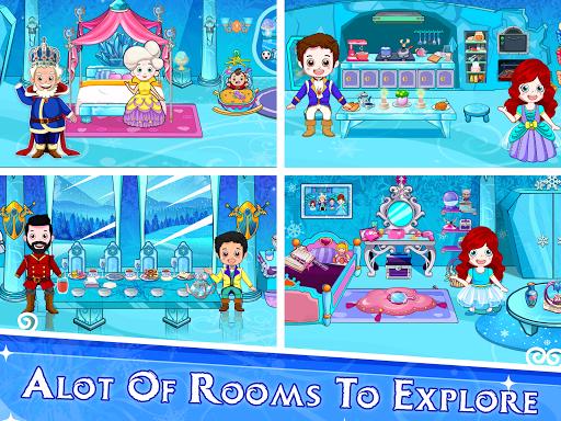Mini Town: Ice Princess Land android2mod screenshots 12