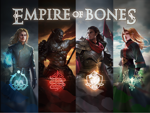 Empire of Bones screenshot 1