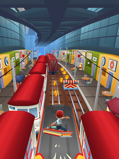 Subway Surfers filehippodl screenshot 11