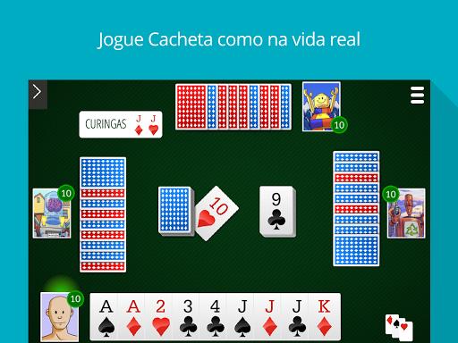 Cacheta Gin Rummy Online  gameplay | by HackJr.Pw 1