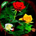 خلفيات و باقات زهور icon