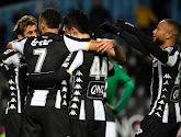 Pro League: le Sporting de Charleroi efface tranquillement le Cercle de Bruges