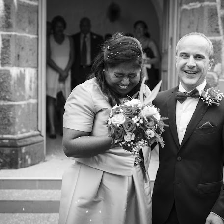 Wedding photographer Bernard Thomas (BernardTHOMAS). Photo of 29.08.2016