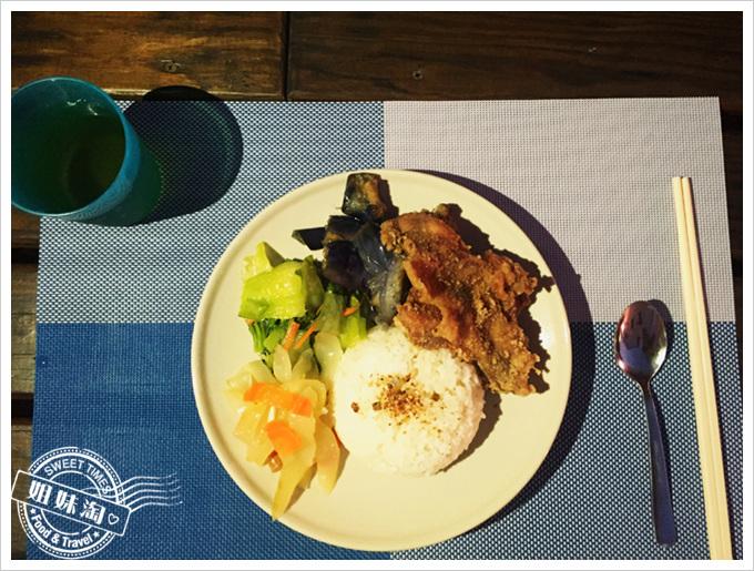 漁埕民宿晚餐