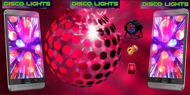 Disco Mobile LED Flashlight Free - náhled