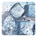 Ice Cubes Live Wallpaper icon