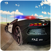 Police Car Driving School Simulator Street Racing