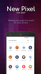 New Pixel icon pack- screenshot thumbnail