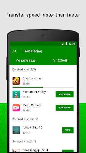 Xender: File Transfer, Sharing screenshot 4