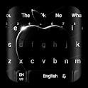 Jet Black Keyboard icon