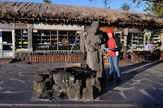 Photo: Having been to Seongeup Folk Village, this one is more like a giant outdoor museum.