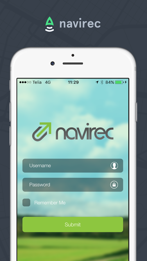 Navirec.com- screenshot