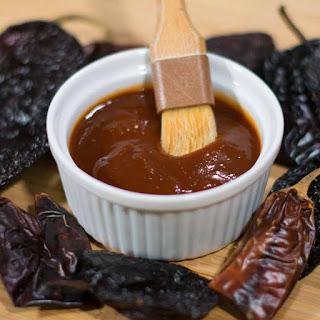 Ancho Chili and Honey BBQ Sauce