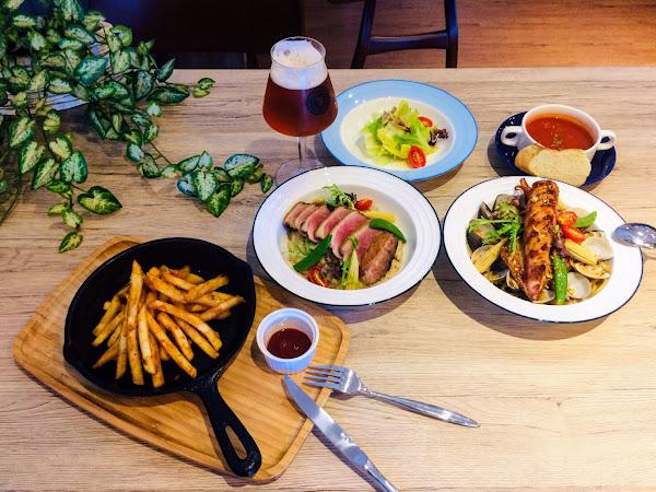 環境悠雅,餐點新鮮好吃,用料實在,停車方便 適合朋友家庭聚會的好地方