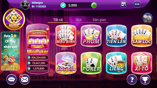 Casino Game Bai Doi Thuong Club Vip 2020 1.1 1