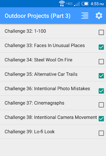 Photography Challenges Pro